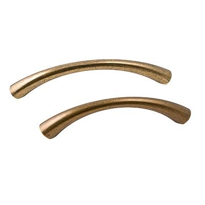 Gijon Handtag (<b>C/C-mått:</b>: 128mm, <b>Utförande:</b>: Oxid)