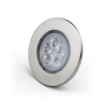LED-Downlight paket - Infällnad (<b>Antal lampor:</b>: 6)