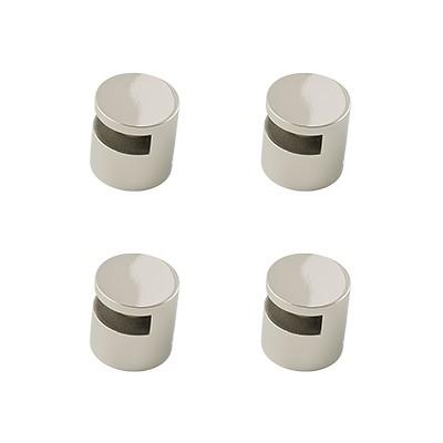 Spegelhållare - 4-pack (<b>Utförande:</b>: Matt)